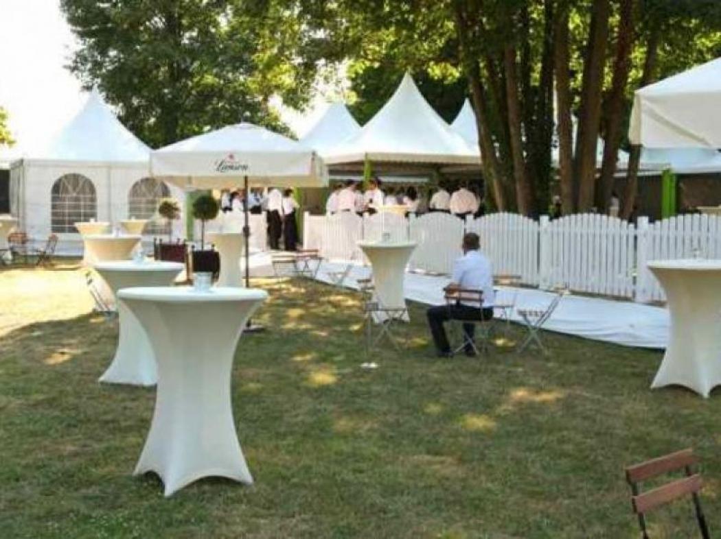 250 ans du Champagne Lanson (850 personnes)