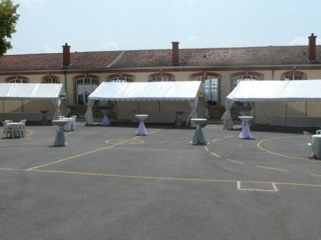 Location de tentes pour vin d
