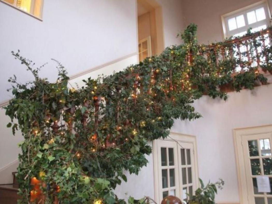 Escalier Verzy après décoration