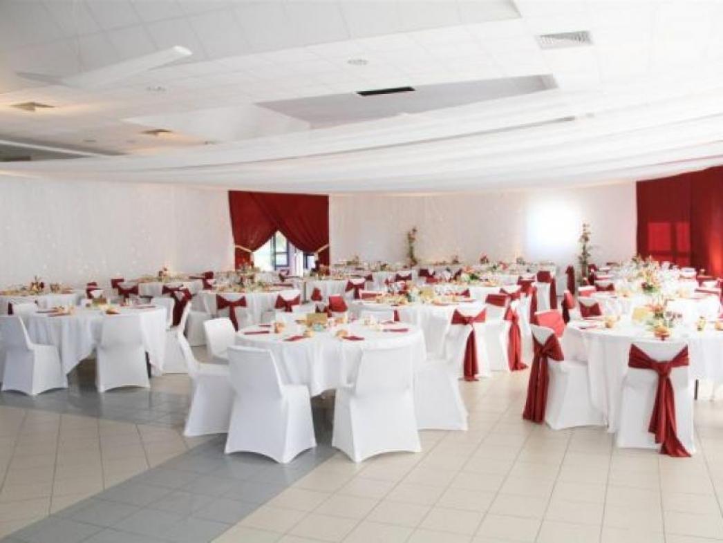 Salle de Ludes après décoration