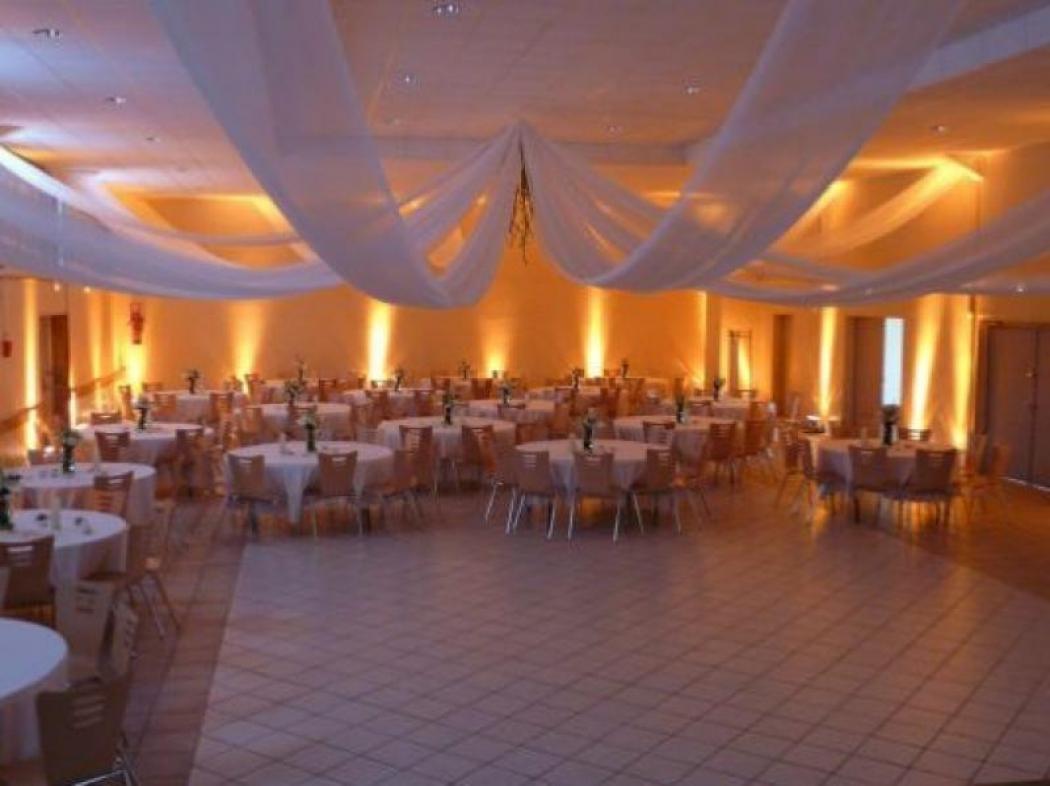 Salle Vaudemange après décoration