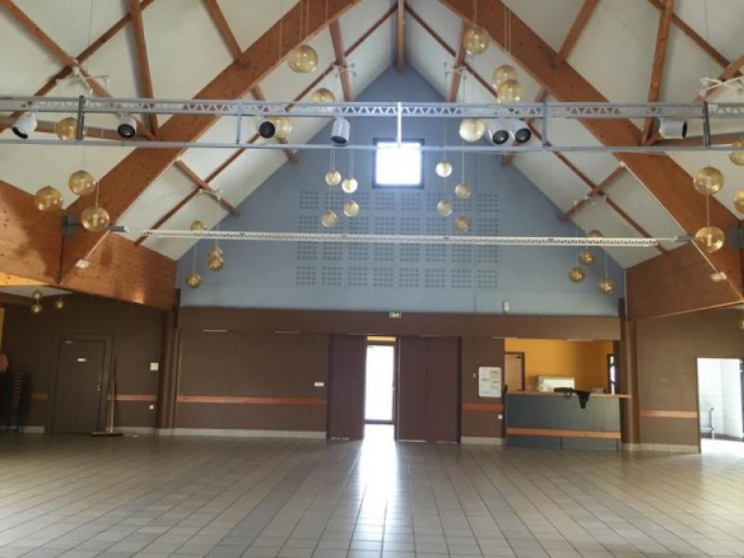 Salle de Brugny.